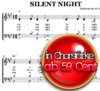Silent night - Chornoten zum Download
