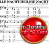 Stille Nacht - Piano Sheetmusic for Download