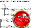 Go tell it on the mountain - Sheetmusic for Choir to download